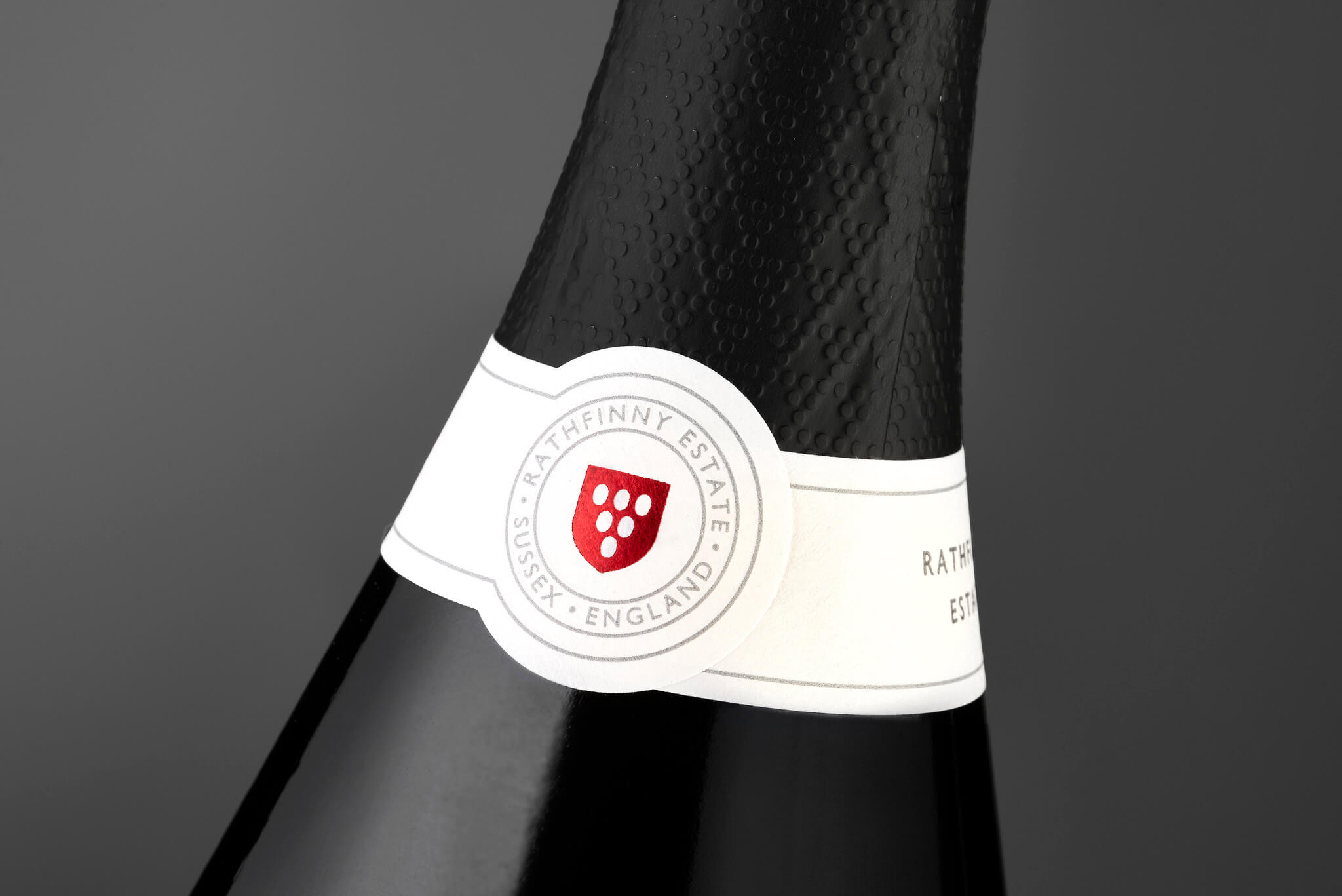 Blanc de Noirs 2016 Neck Label Close Up