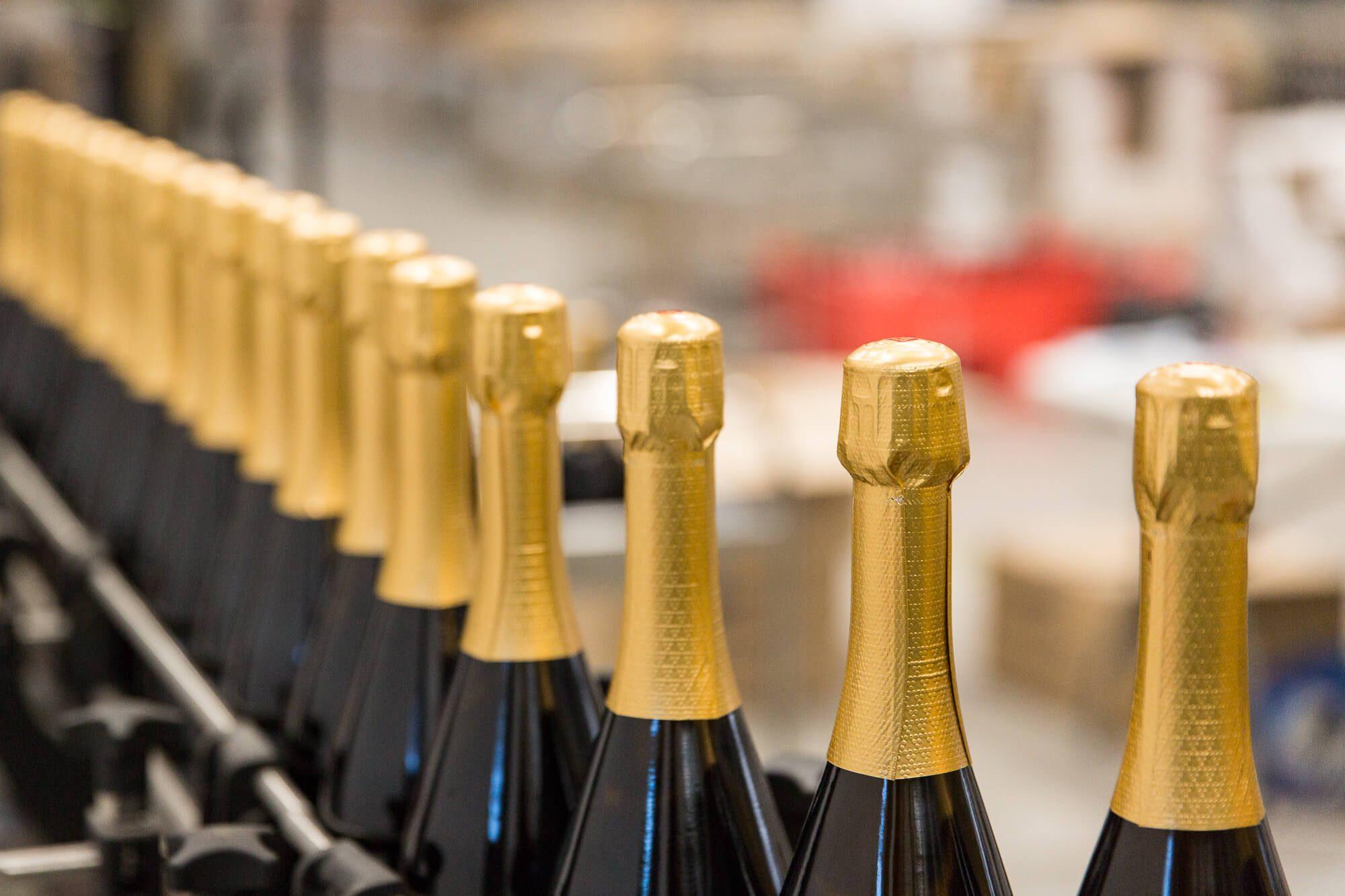 Bottle Labelling