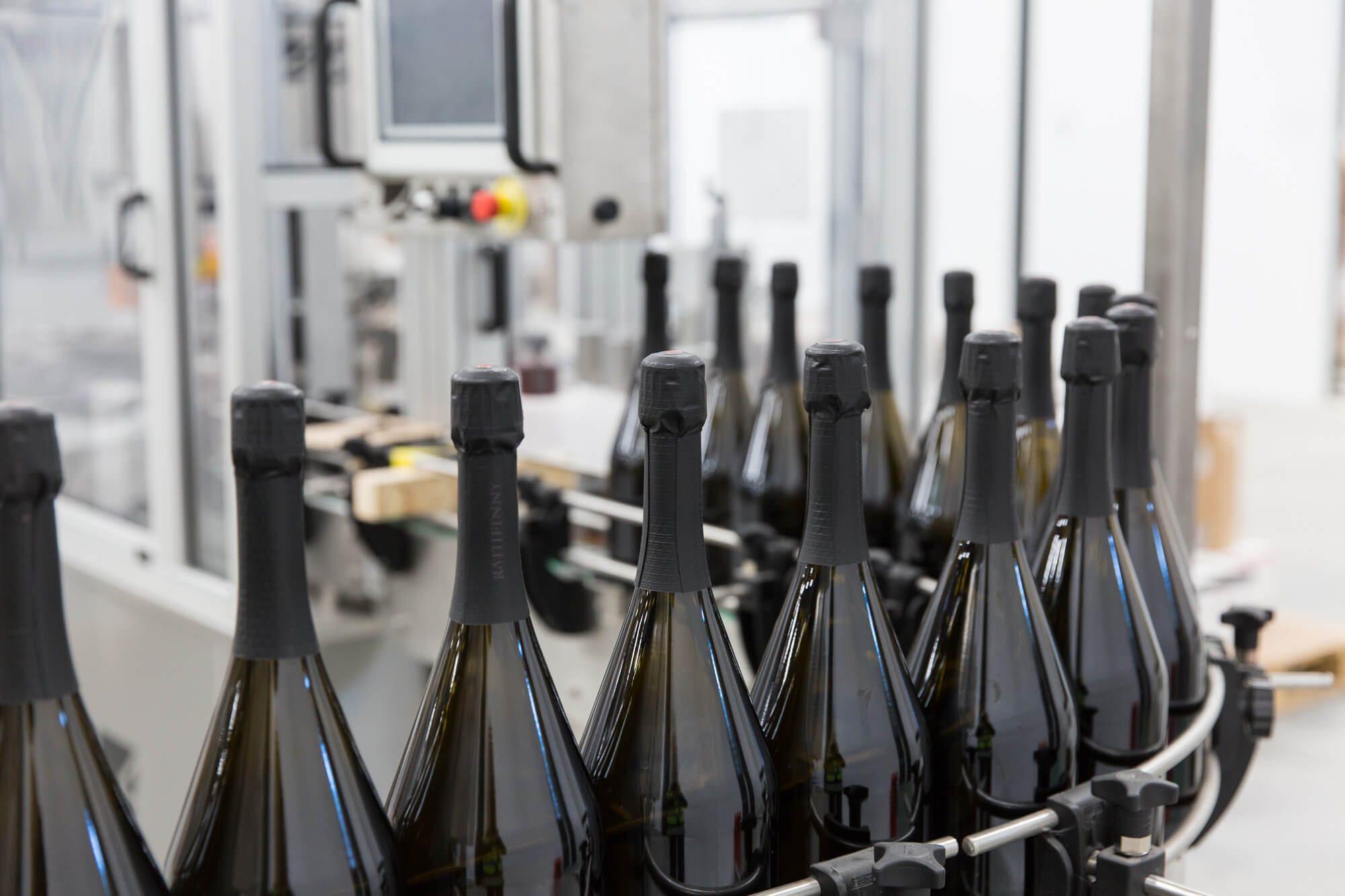 Bottle conveyor belt