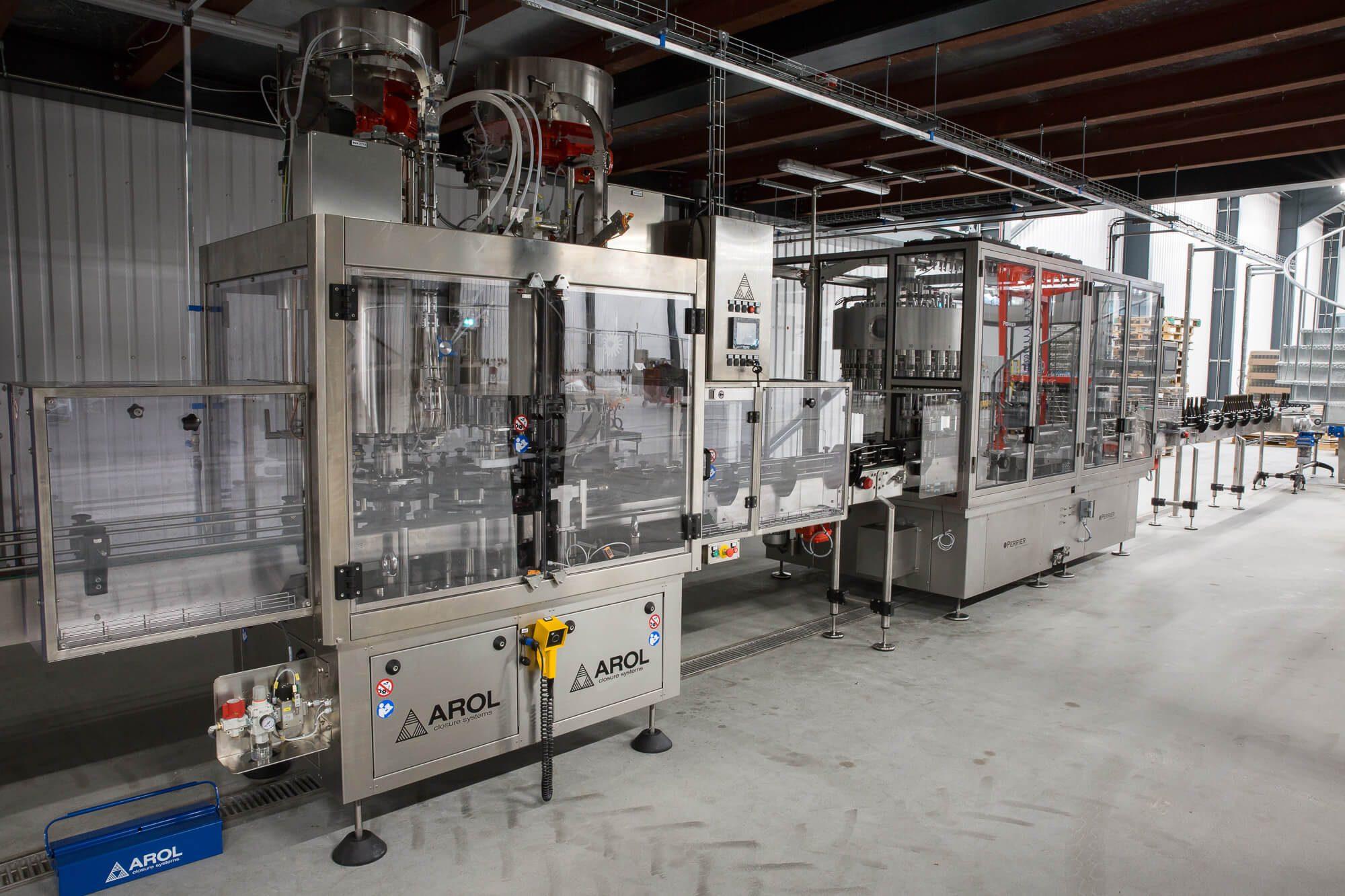 Bottling Machines