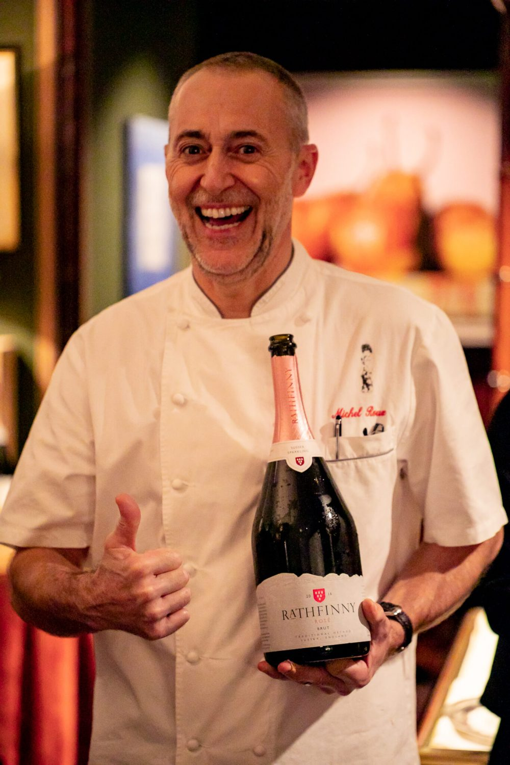 Michel Roux Jr Rathfinny