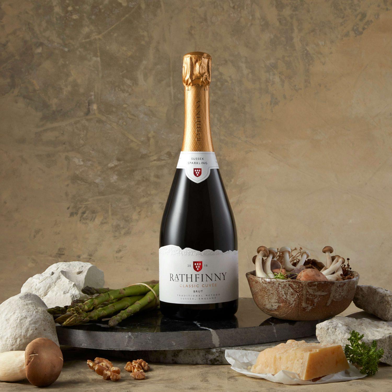 Rathfinny Classic Cuvée sparkling wine