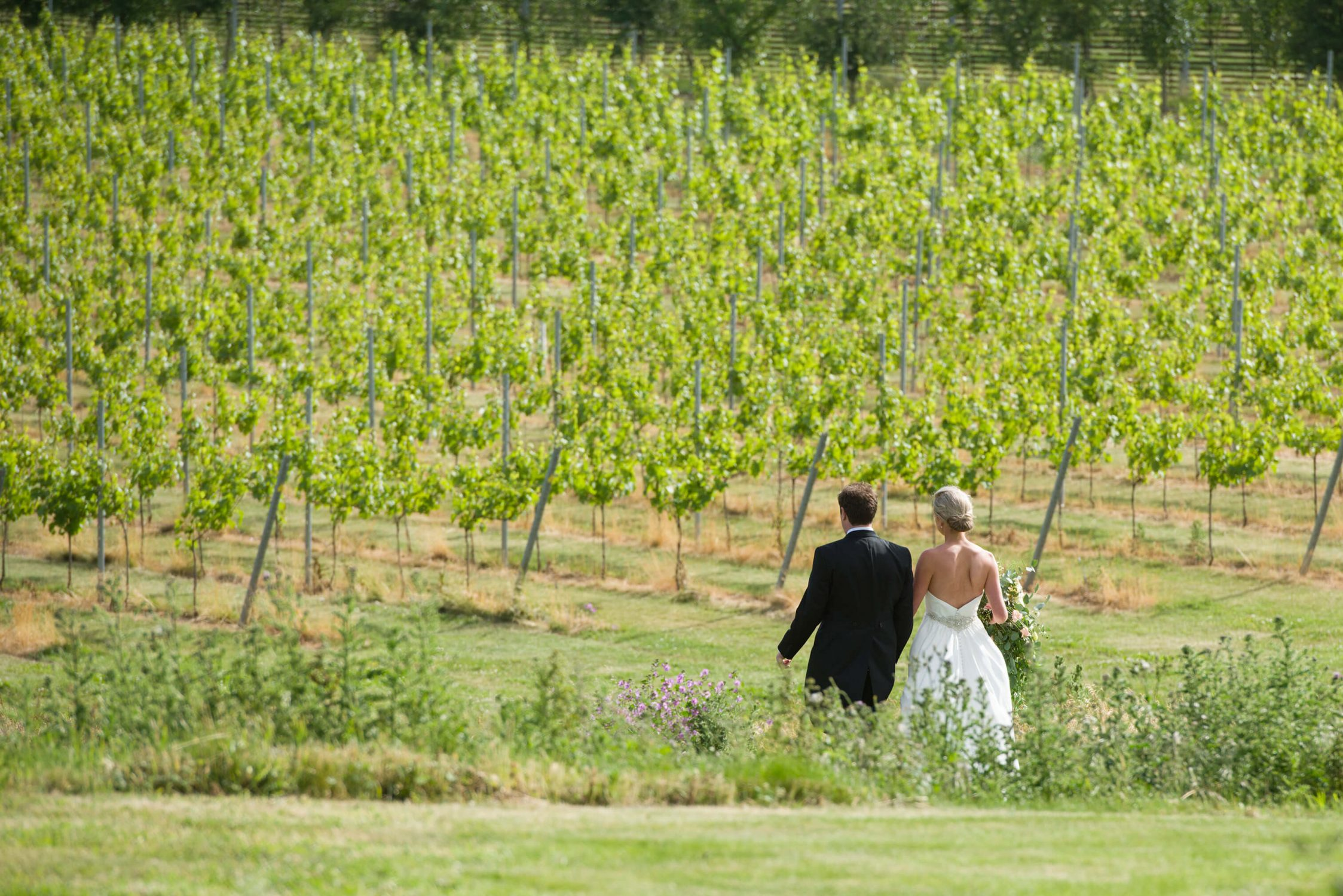Rathfinny Vineyard Wedding