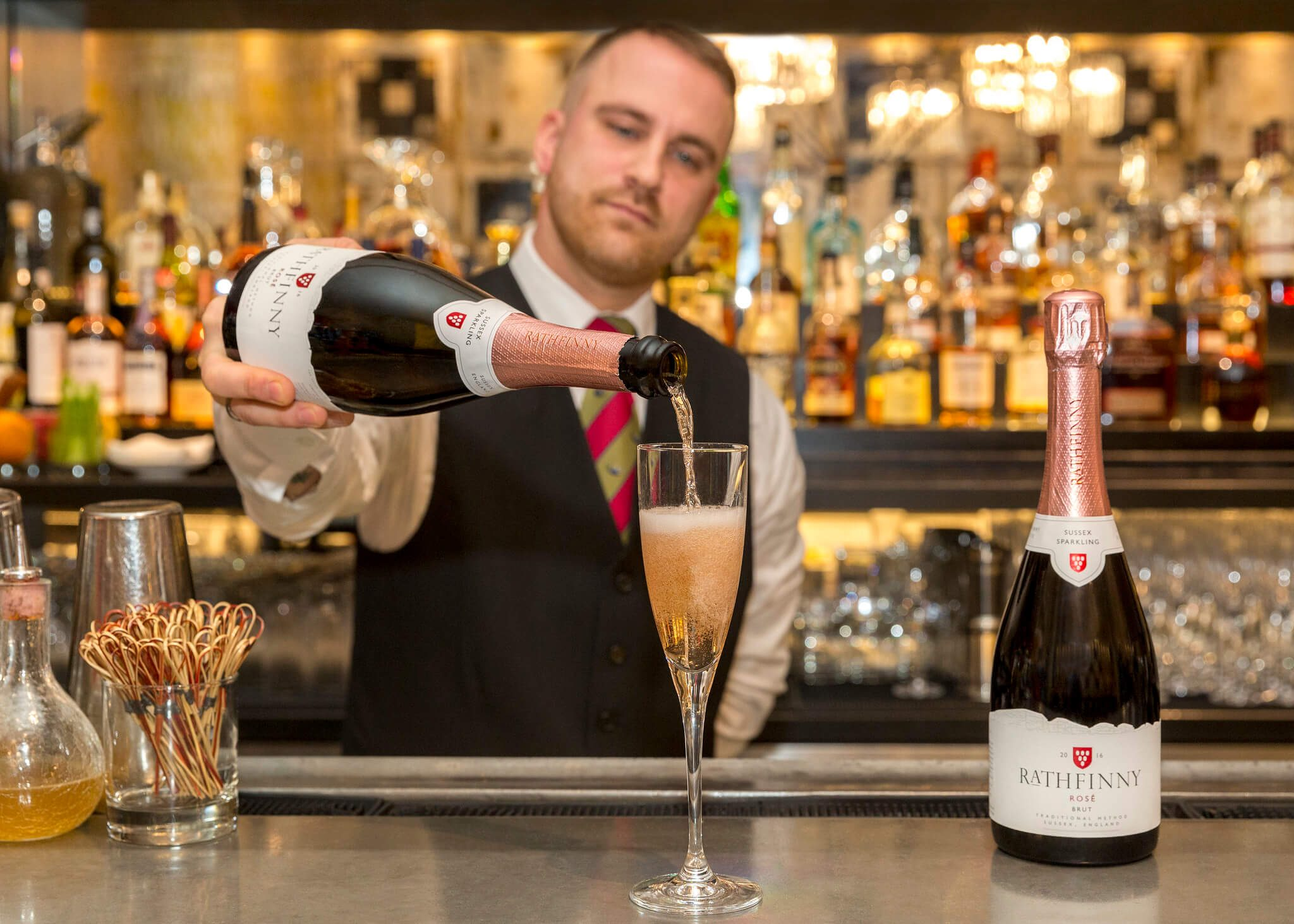 Sussex Sparkling at Ham Yard Hotel
