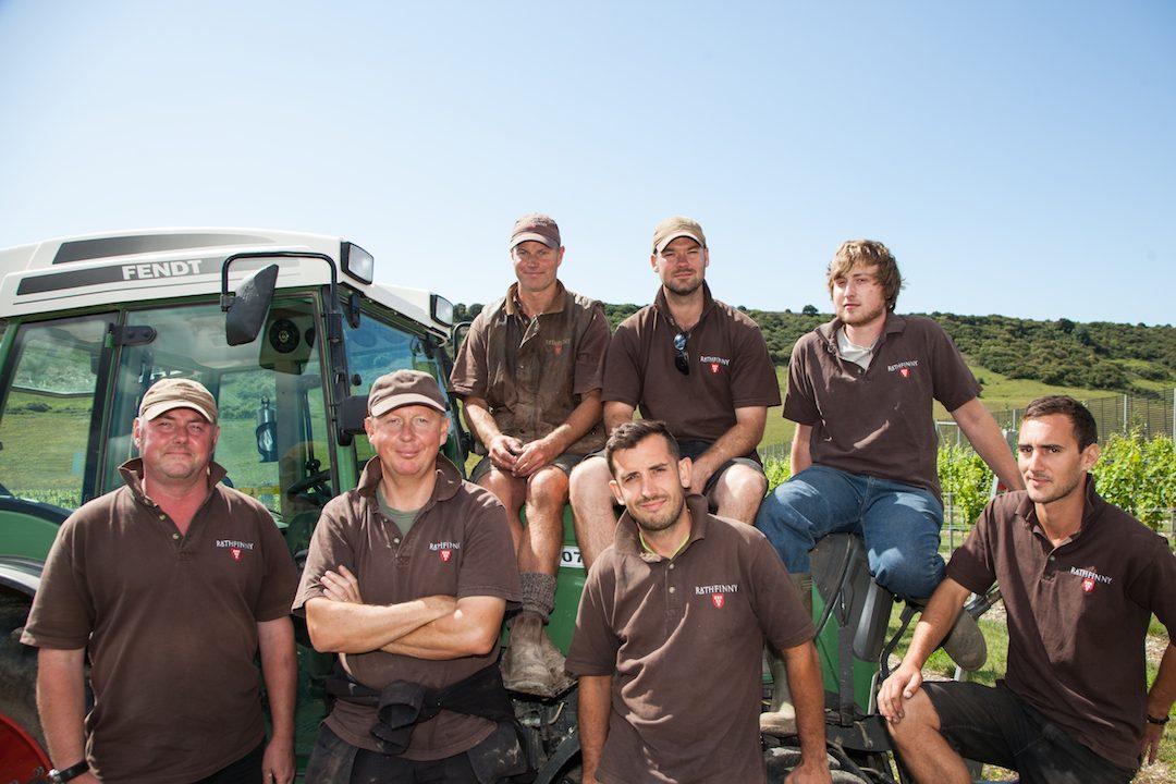 Vineyard Team