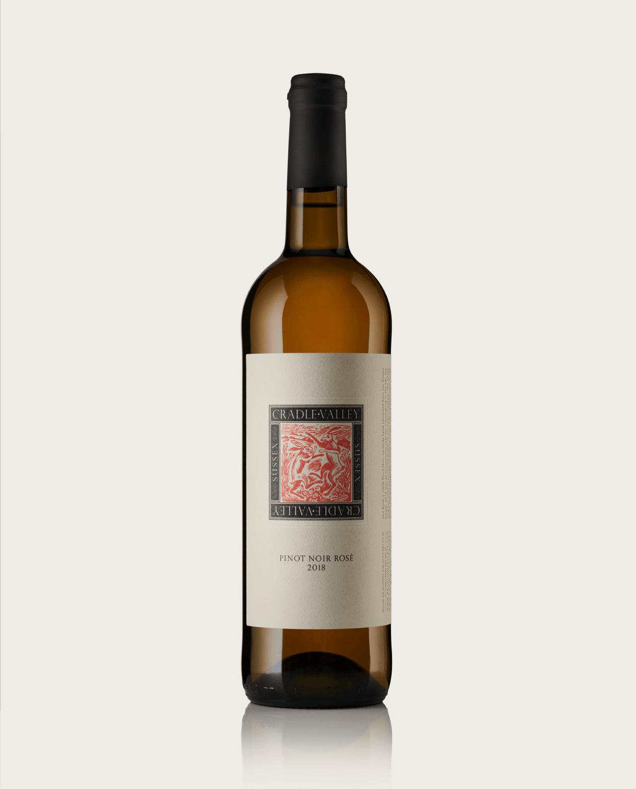 Cradle Valley Pinot Noir Rosé