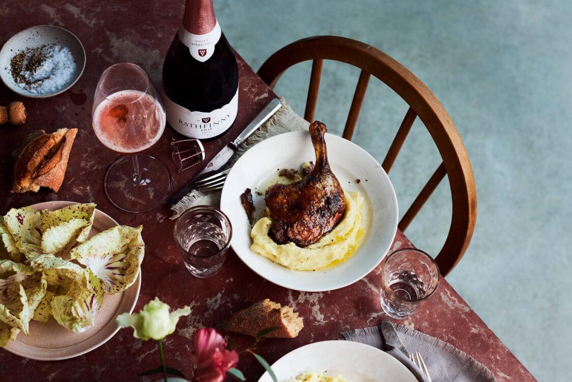 FieldandFlower Food and Wine Pairing