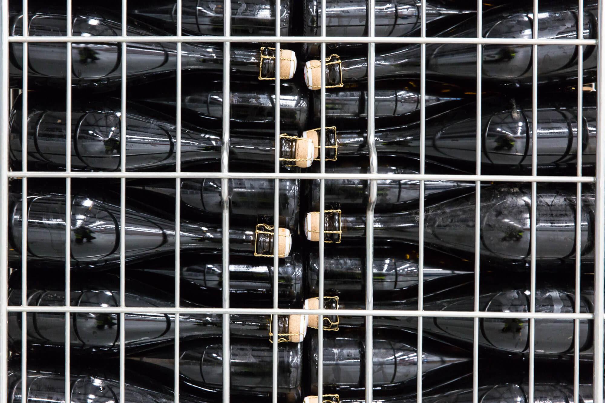 Caged Bottles
