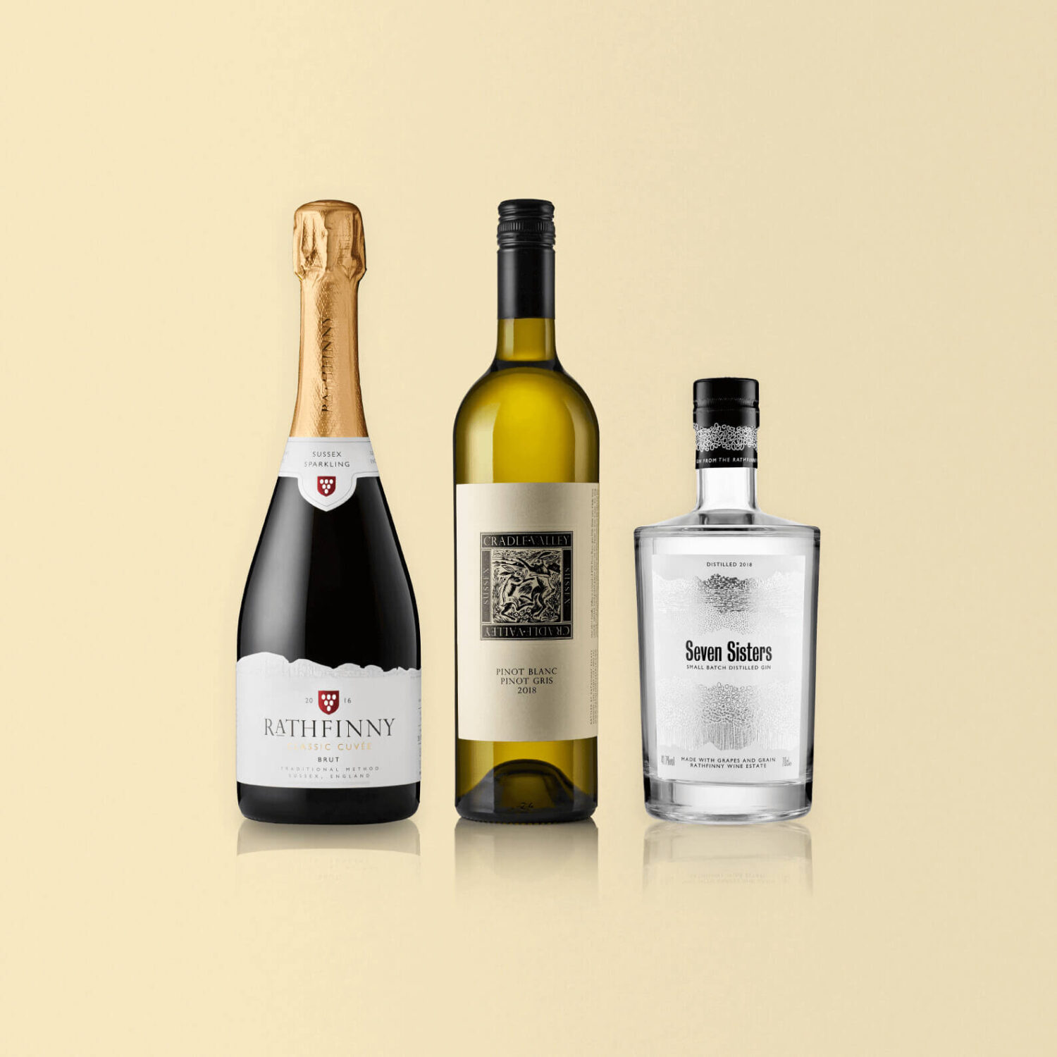 Sussex wines and spirits
