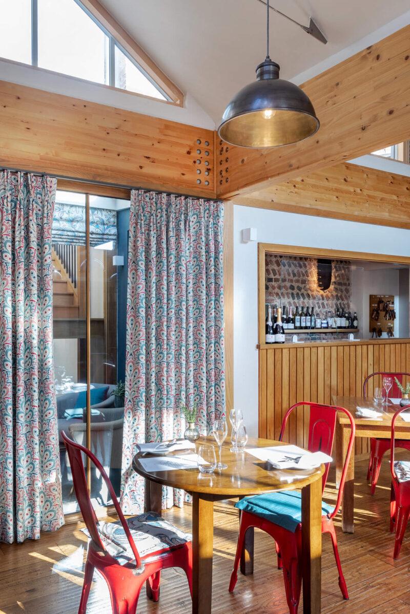 Flint Barns Dining Room Restaurant