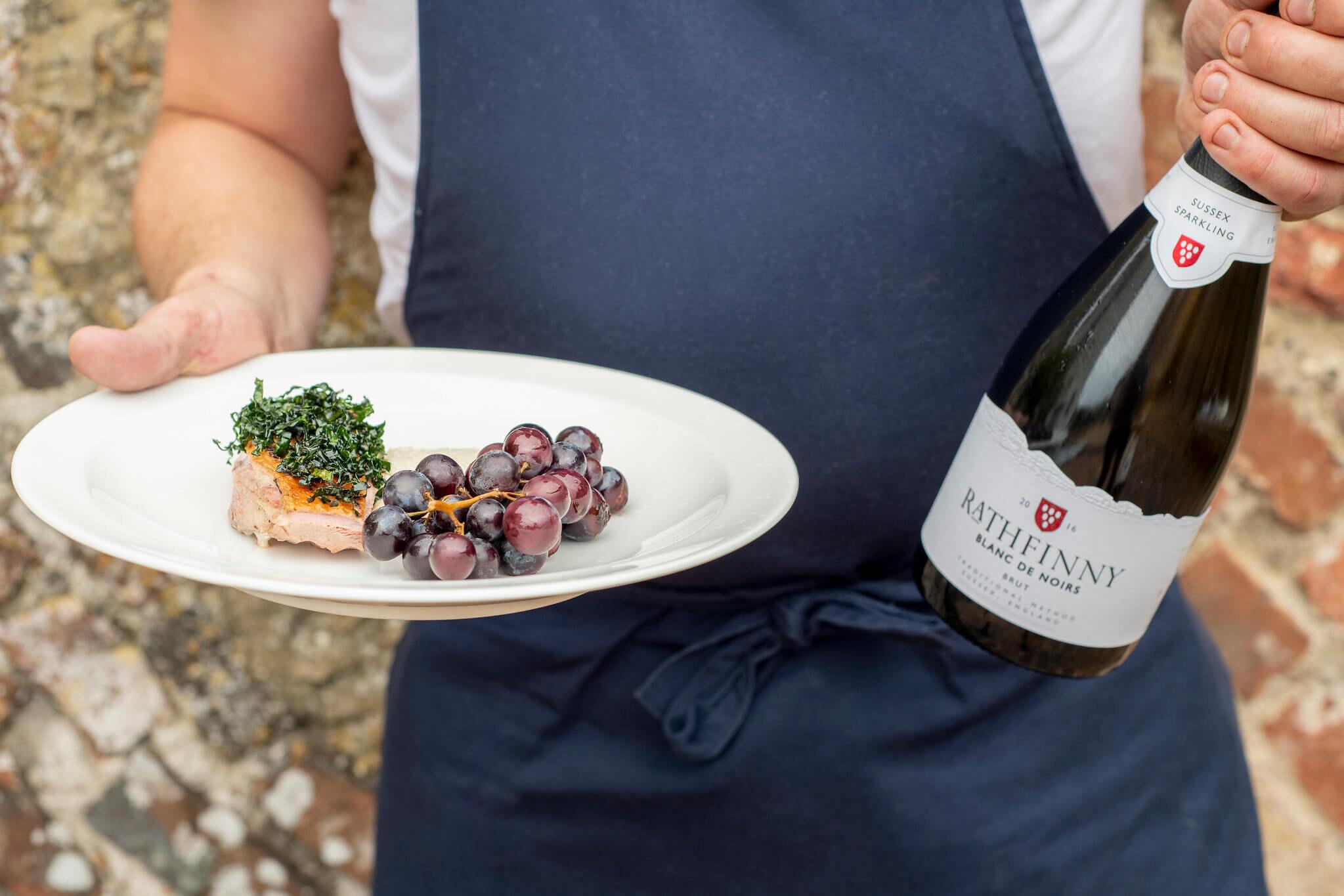 Harvest Food and Wine Pairing