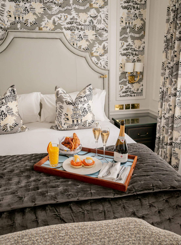 Breakfast in Bed at The Kensington