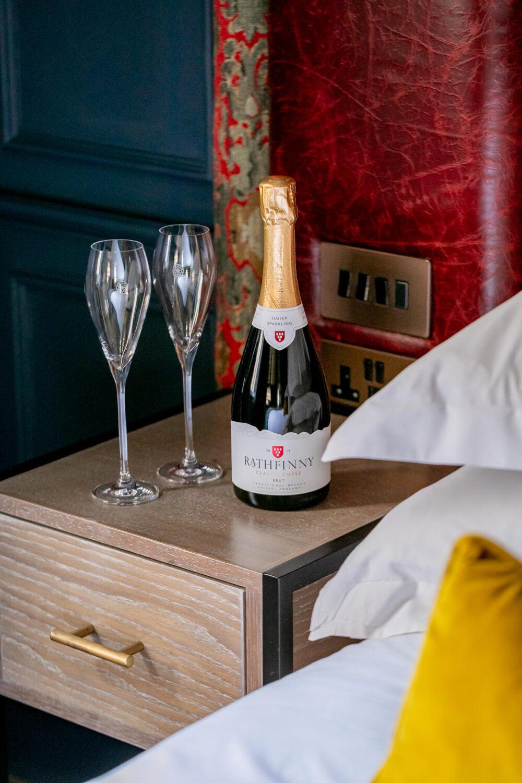 The Bloomsbury Hotel Bedroom