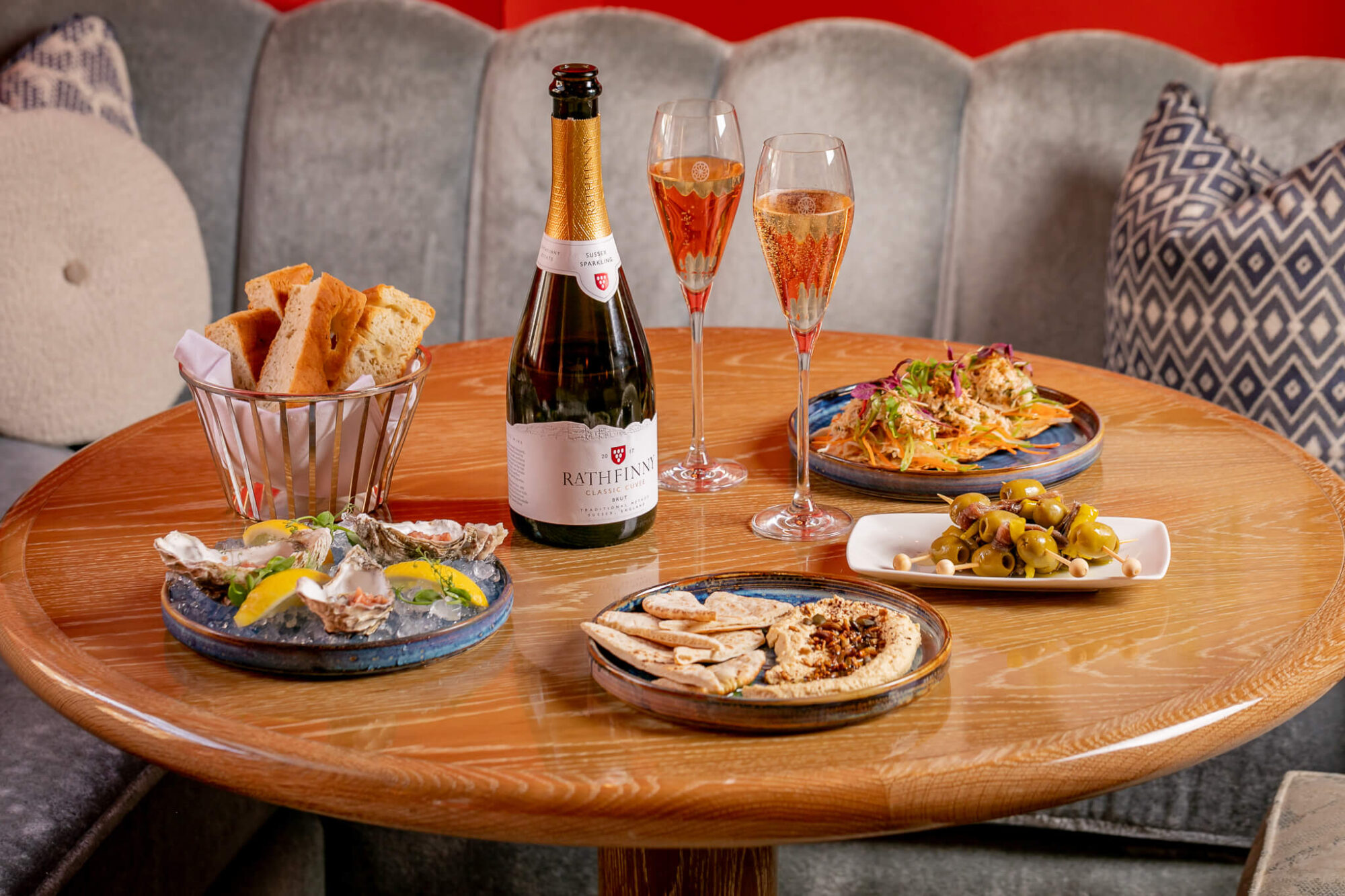 The Coral Room Small Plates & Sparkling Wine