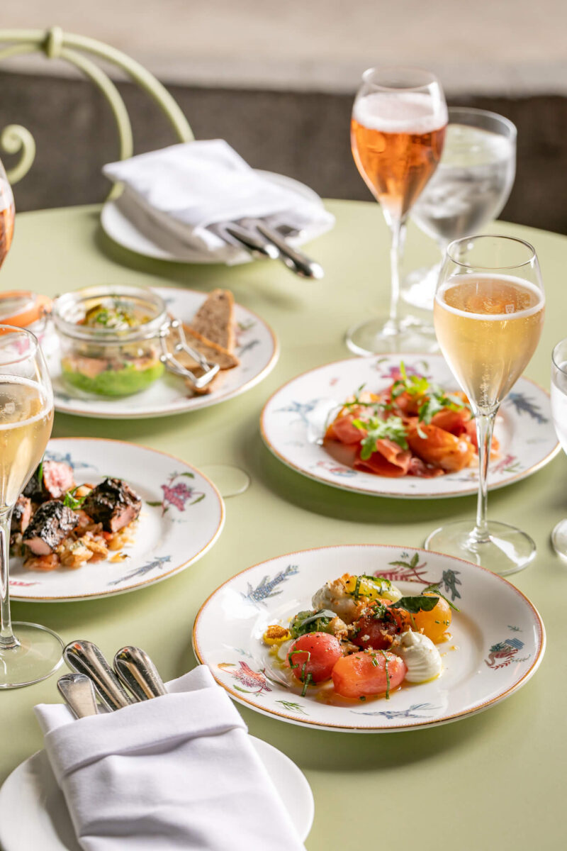 Refuel Terrace Small Plates and Sparkling