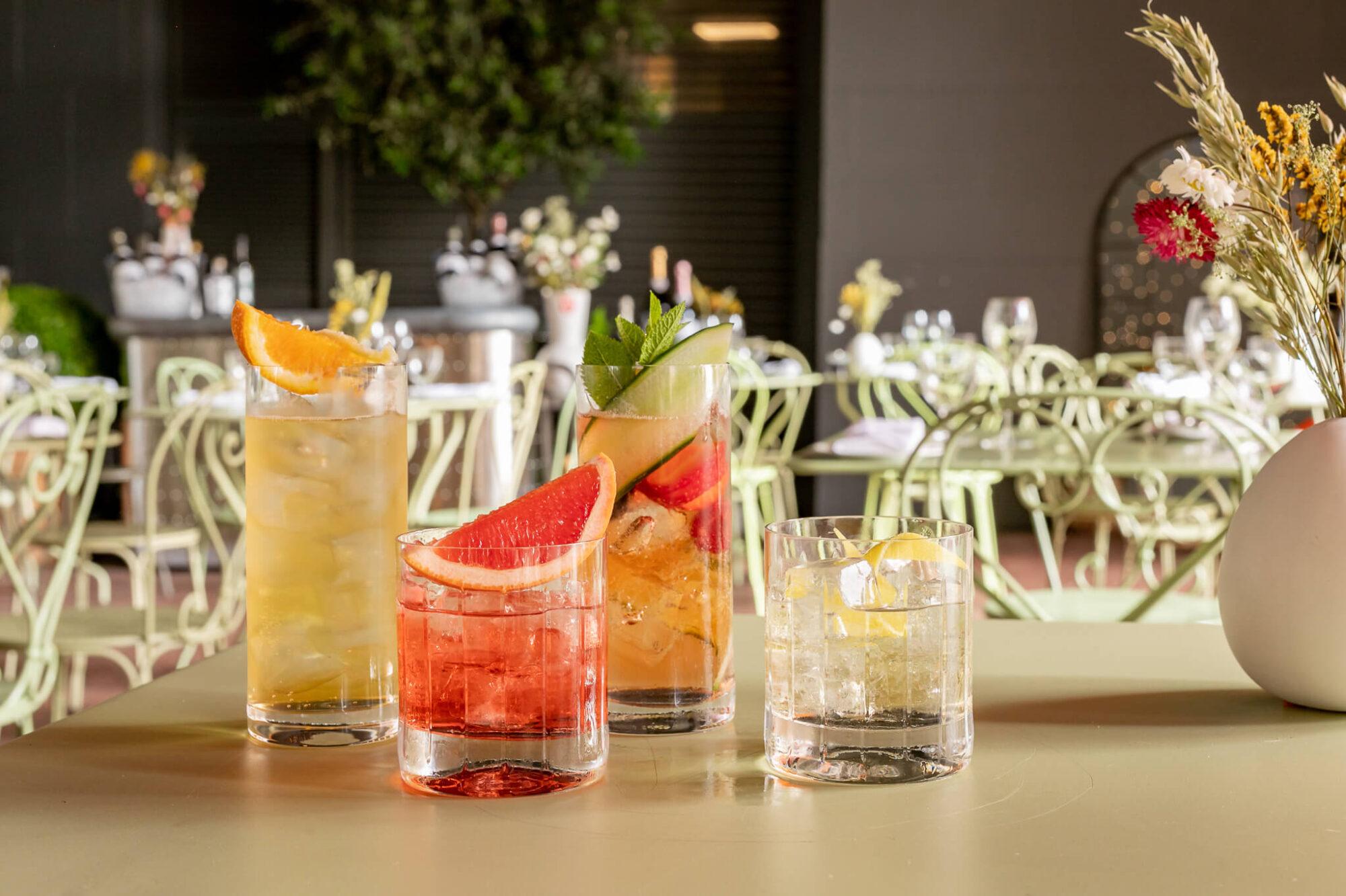 Seven Sisters Cocktails