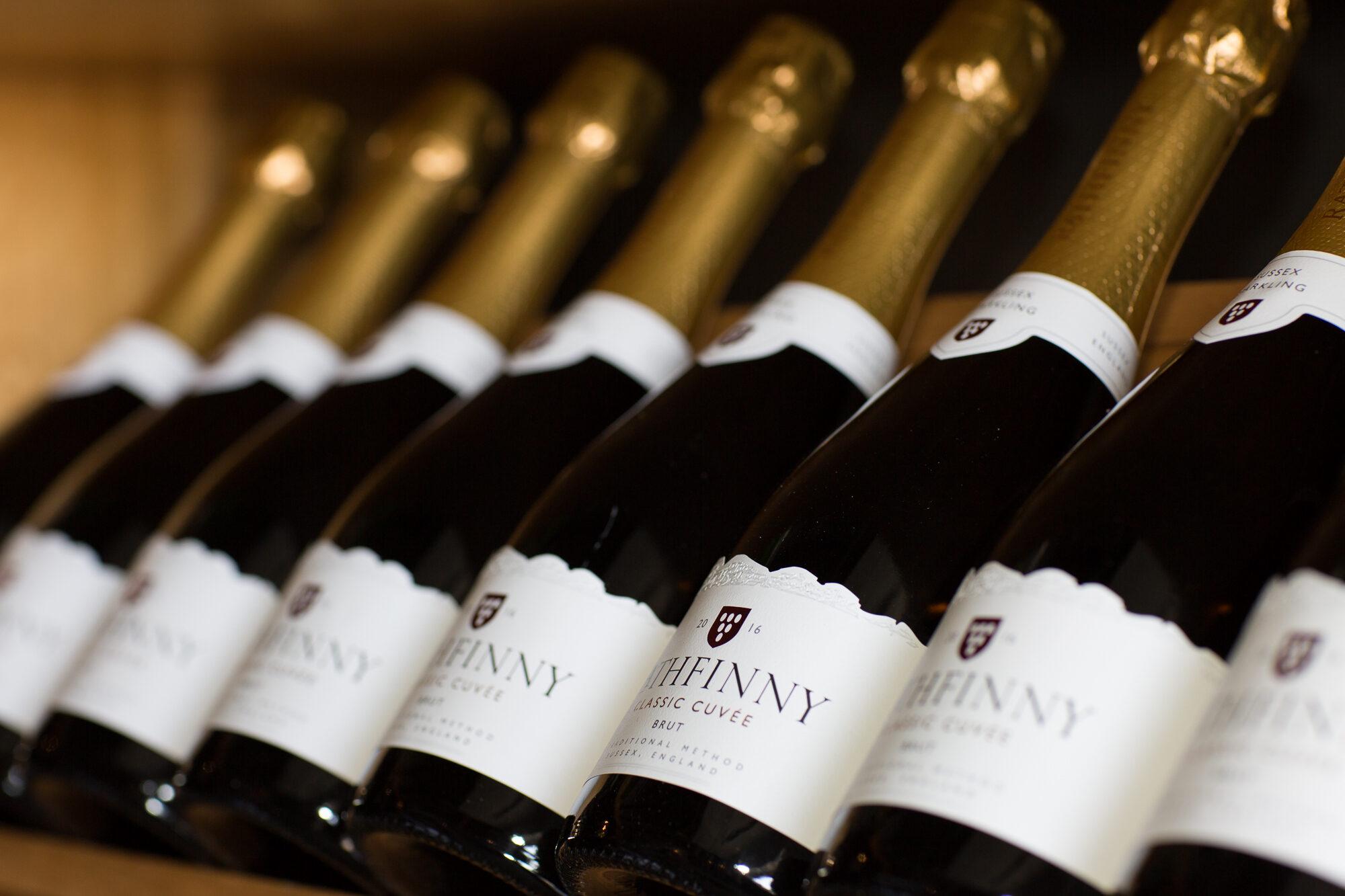 Cellar Door Wine Display