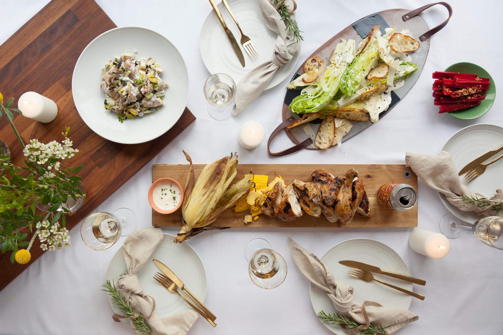 The Herb Kitchen Food