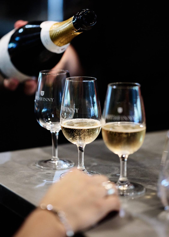 English Wine Tasting